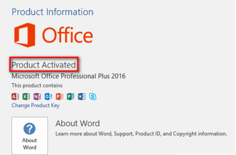 How To Activate Microsoft Office guide