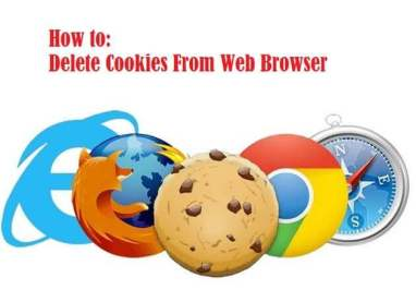 How to Delete Cookies From All Web Browser