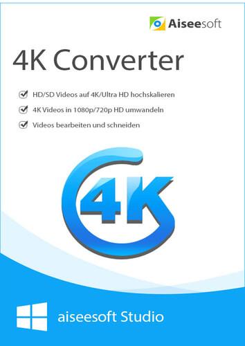 Aiseesoft 4K Converter download