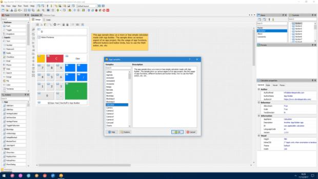 DecSoft App Builder 2020