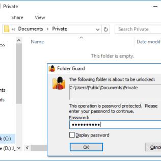 Folder Guard crack free