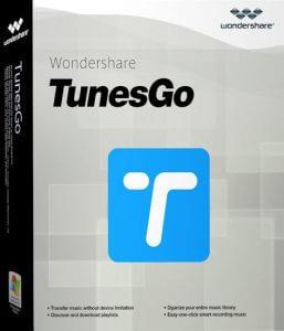 Wondershare TunesGo full crack