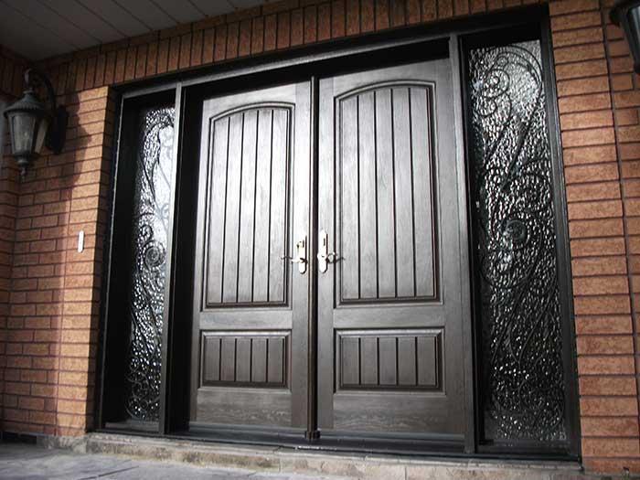 Windows and Doors TorontoRustic DoorsFiberglass Rustic