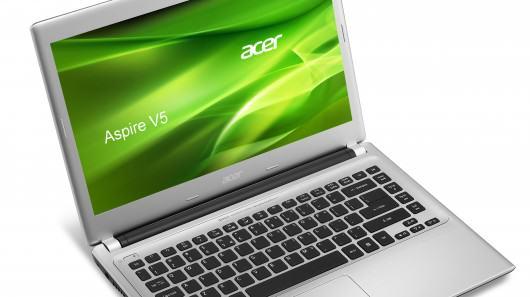 Ordenadores Acer V5 ultra delgados