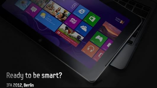 Se presenta un nuevo Tablet con Windows 8 por parte de Samsung