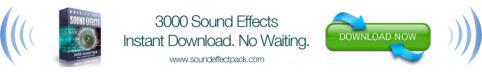 Descarga efectos de sonido gratis