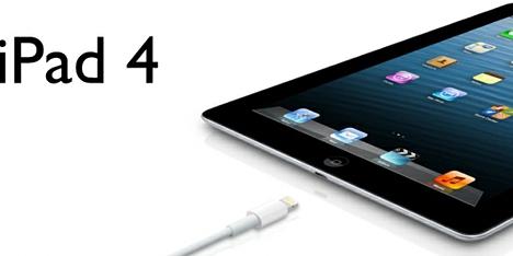 iPad 4 con iOS 7.1