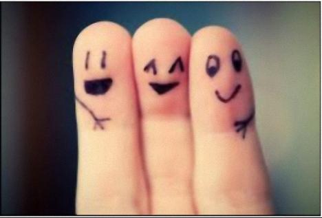 buenos y malos amigos