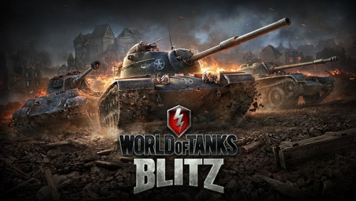 World of Tanks Blitz para Windws 10