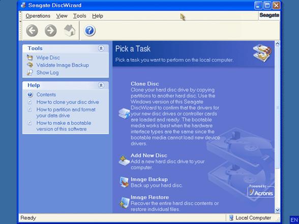 Hiren's BootCD: Reparar Windows y muchos de sus