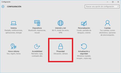 Keylogger en Windows 10