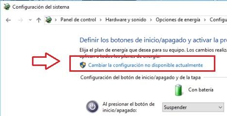 03 Inicio rapido en Windows 10