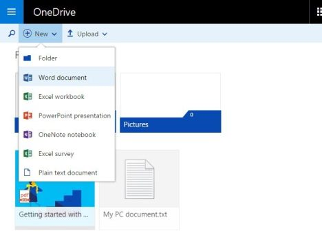 04 OneDrive en Windows 10