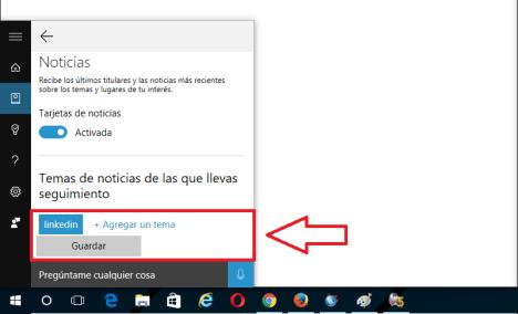 Truco Cortana