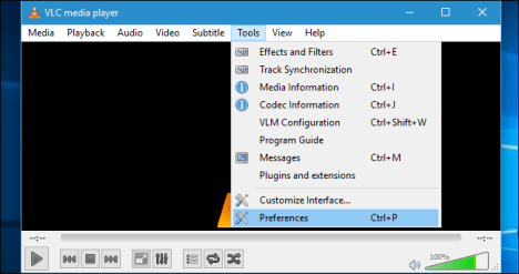 VLC Player para Windows 10