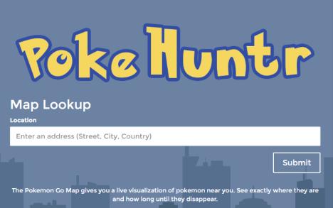 Poke Hunter para GeoPoke para Pokemon GO