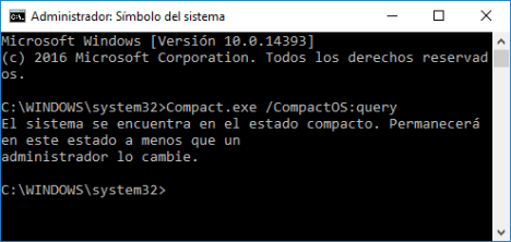 Truco Windows 10 CompacOS