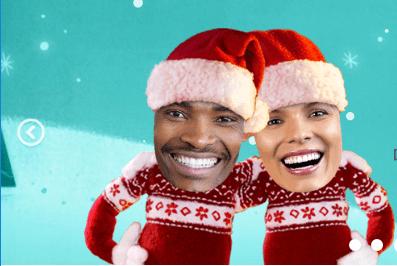 Hacer un video gratis por Navidad
