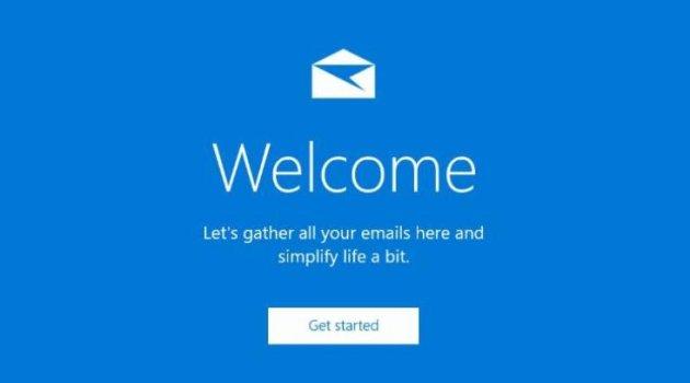 Mail de Windows 10