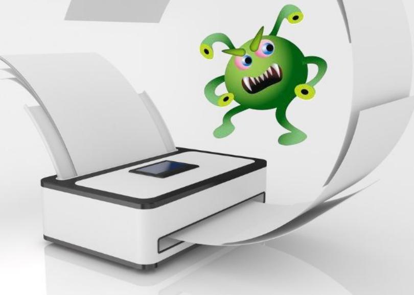 Impresoras Vulnerables en la Red: ¿Porque no tienen un antivirus?