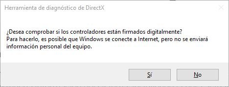 tarjeta de vídeo Windows 10