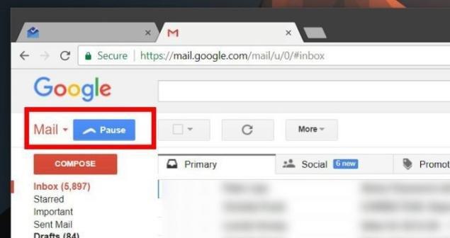 Correos de Gmail