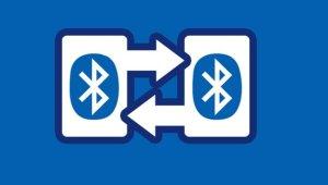 icono de Bluetooth en bandeja de tareas