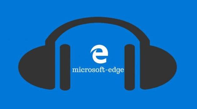 Microsoft Edge silenciar sonidos