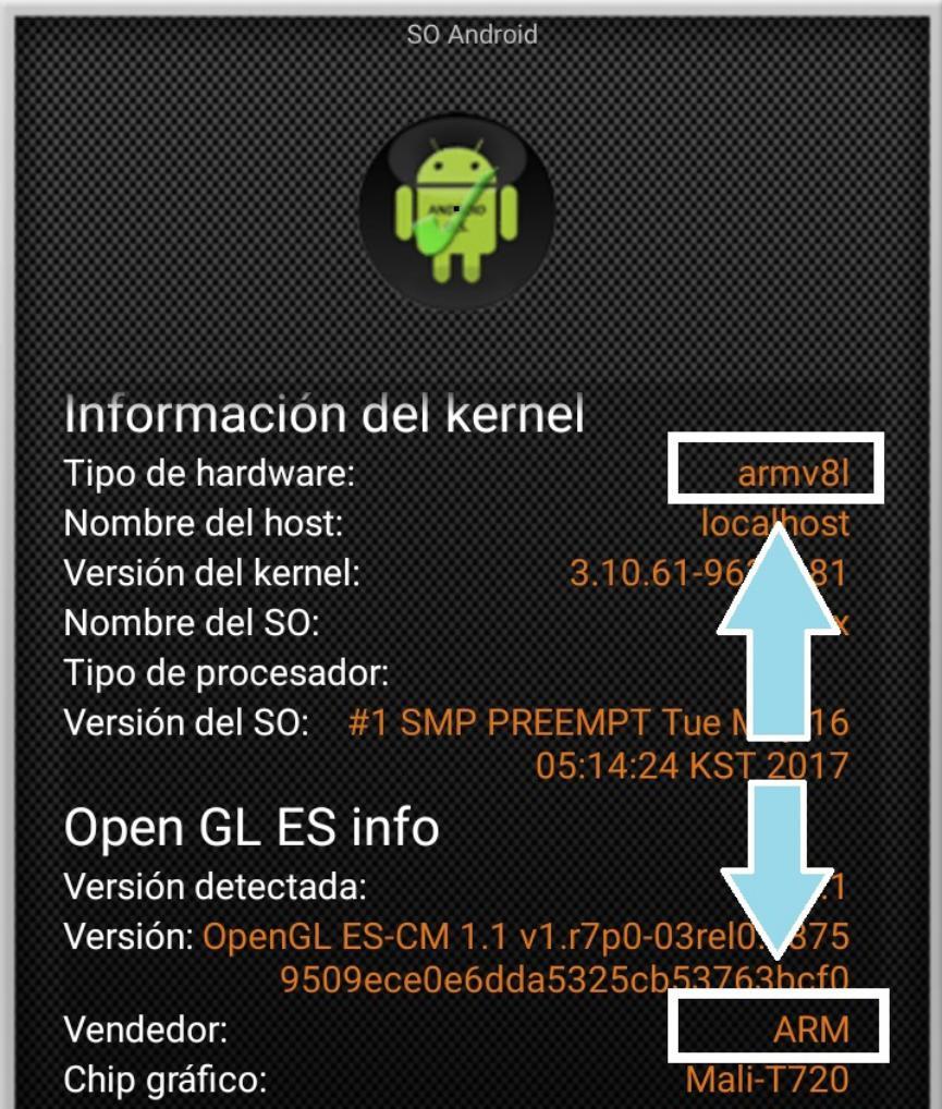Windows en Android con ARM o x86