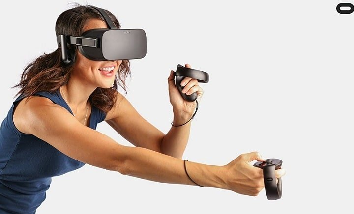 Controladores de Juegos VR Oculus