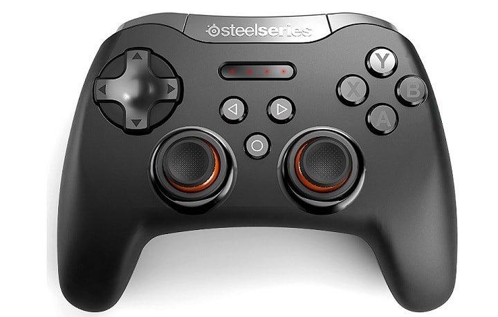 Controladores de juegos VR con el SteelSeries Stratus XL