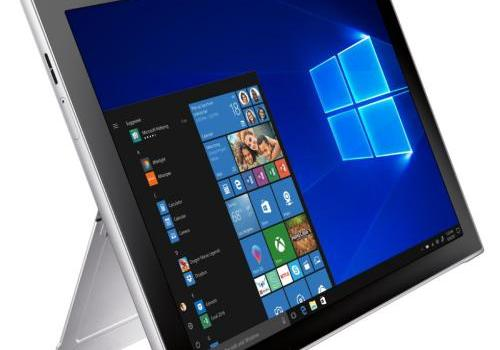 Tablet Galaxy Book2 Windows 10