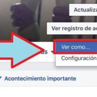 """¿Porque """"Ver como..."""" de Facebook está eliminándose paulatinamente?"""