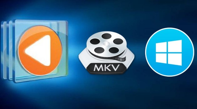 Windows media player con videos MKV