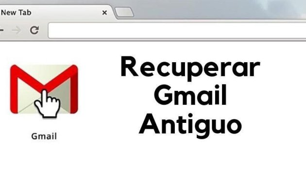 Antiguo Gmail