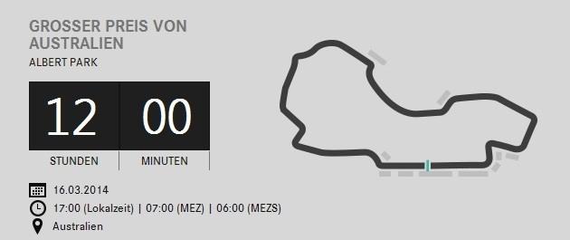 Must-have Apps für die Formel-1-Saison 2014
