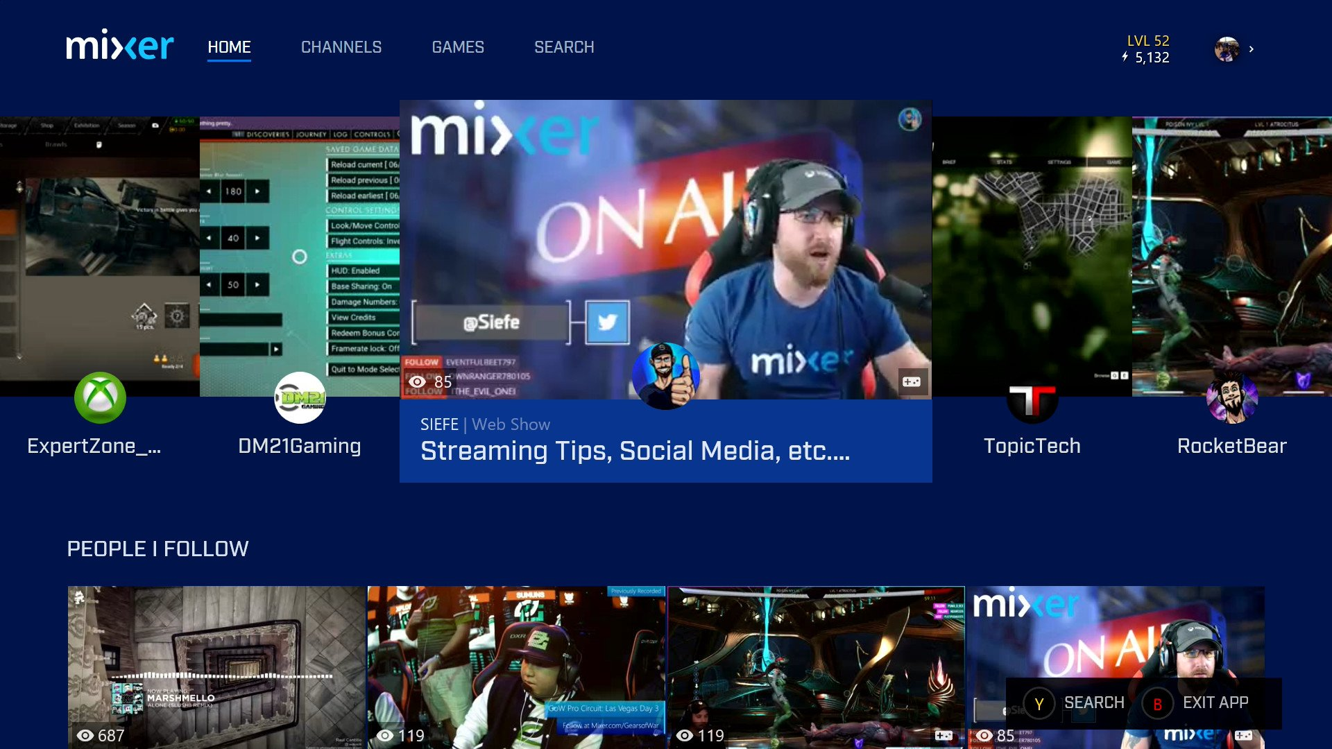 How To Use Mixer To Stream Xbox One Games Windows Central