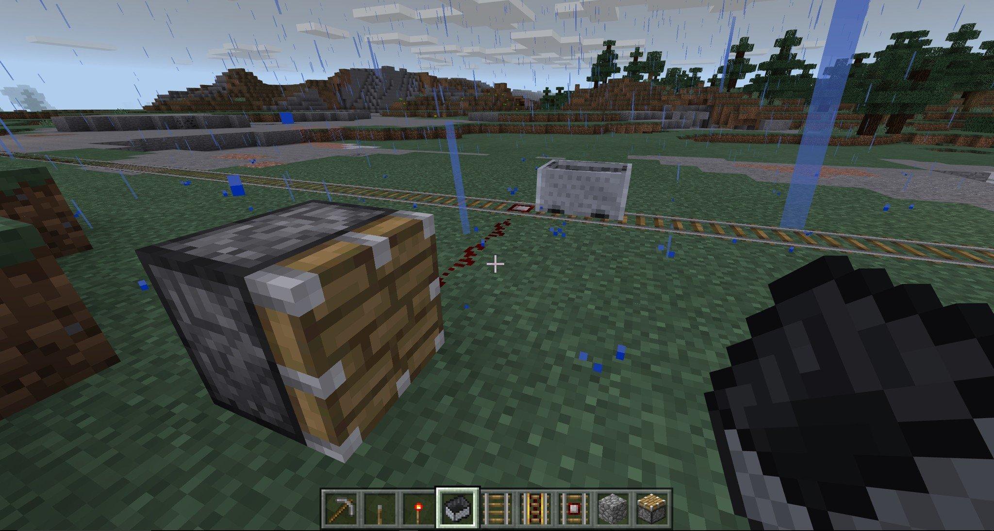 Raille Minecraft