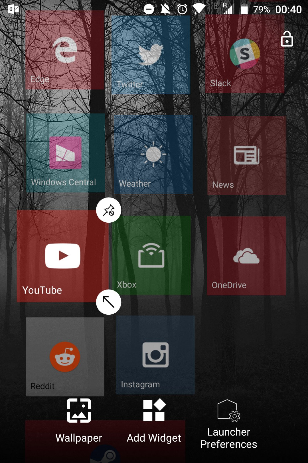 Nokia Lumia Launcher : nokia, lumia, launcher, Launcher, Brings, Windows, Phone, Android, Central