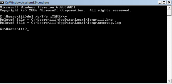 How to Delete Temporary Internet Files Command Line