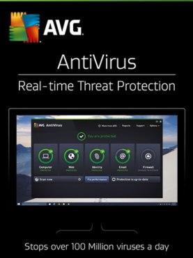 AVG Internet Security 2020 License Code