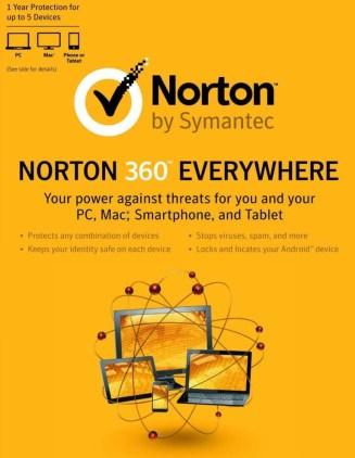 Norton 360 Trial 90 Days or 180 Days Download