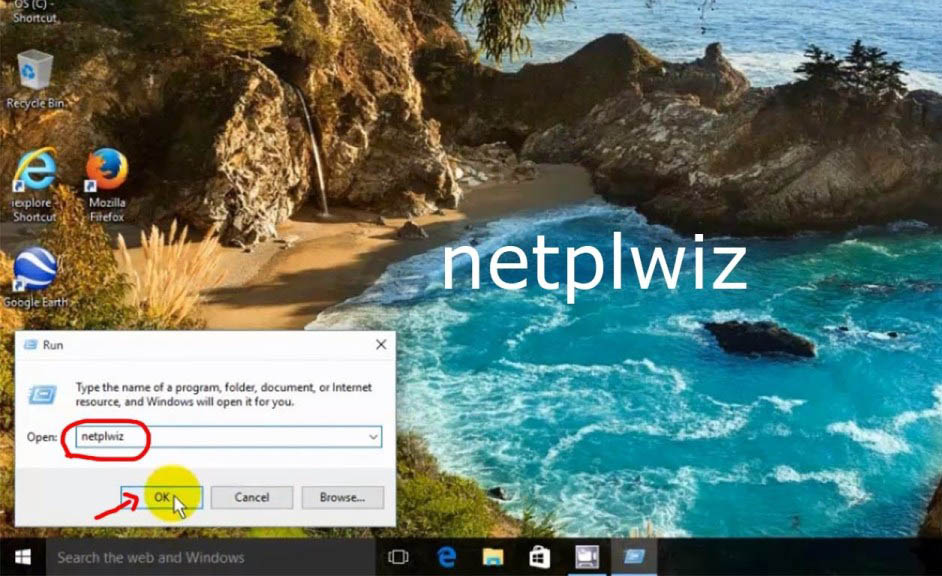 Disable Password Login Windows 10