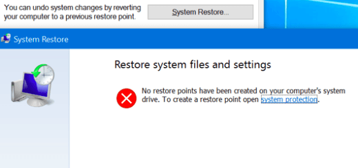 How to Enable System Restore in Windows 10 - Step by Step