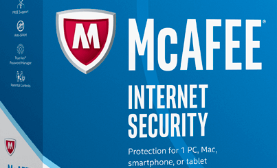 McAfee Internet Security 2019 Free 6 Months Activation Code