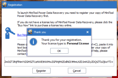 MiniTool Power Data Recovery 2019