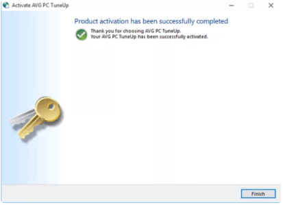 AVG PC Tuneup License Code