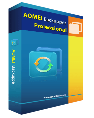 AOMEI Backupper Professional Serial Key License 2019 Free for 1Year