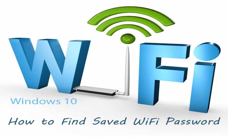 How to Check WiFi Password in Computer (Windows 10) Using CMD
