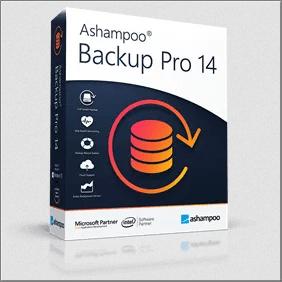 Ashampoo Backup Pro 14 License Key Free for Windows
